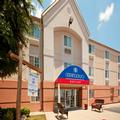 Exterior of Candlewood Suites Ft. Worth Fossil Creek