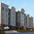 Exterior of Candlewood Suites Greenville