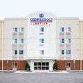 Exterior of Candlewood Suites Jacksonville