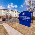 Exterior of Candlewood Suites Lincoln