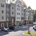 Exterior of Candlewood Suites Mooresville / Lake Norman
