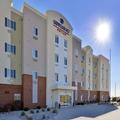 Exterior of Candlewood Suites Northeast Kansas City