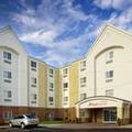 Exterior of Candlewood Suites Plano West