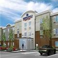 Exterior of Candlewood Suites Portland Airport