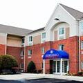 Exterior of Candlewood Suites Richmond West