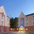 Exterior of Candlewood Suites Salt Lake City