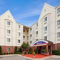 Exterior of Candlewood Suites West Little Rock