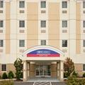 Exterior of Candlewood Suites West Springfield