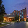 Exterior of Cincinnati Airport Marriott