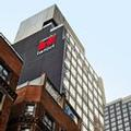 Exterior of Citizenm New York Times Square