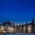 Exterior of Coast Canmore Hotel & Conference Centre