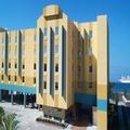 Exterior of Cocoa Beach Suites