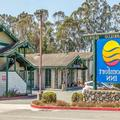 Exterior of Comfort Inn Half Moon Bay
