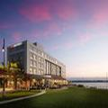 Exterior of Courtyard Erie Bayfront