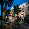 Exterior of Courtyard Fort Lauderdale Weston