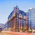 Exterior of Courtyard Marriott Copley Square Hotel Boston