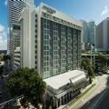 Exterior of Courtyard Marriott Miami Downtown / Brickell Area
