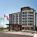 Exterior of Courtyard Marriott Mississauga West