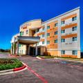 Exterior of Courtyard Marriott San Marcos