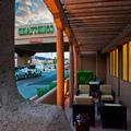 Exterior of Courtyard Santa Fe by Marriott