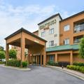 Exterior of Courtyard Suwanee by Marriott