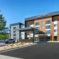 Exterior of Courtyard by Marriott Sandy