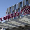 Exterior of Crowne Plaza Aberdeen Airport