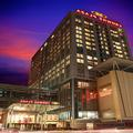 Exterior of Crowne Plaza Beijing Chaoyang U Town