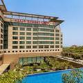 Exterior of Crowne Plaza Hotel Gurgaon