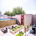 Exterior of Crowne Plaza Johannesburg The Rosebank