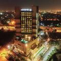 Exterior of Crowne Plaza New Delhi Rohini