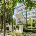 Exterior of Crowne Plaza Paris - Neuilly, an IHG Hotel
