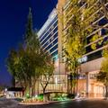 Exterior of Crowne Plaza San Jose Silicon Valley