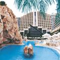 Exterior of Dan Panorama Eilat