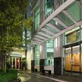 Exterior of Delta Hotels by Marriott Vancouver Downtown Suites