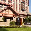Exterior of Doubletree Fallsview Resort & Spa by Hilton Niagara Falls