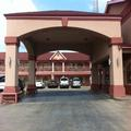 Exterior of Econo Lodge Inn & Suites Beaumont