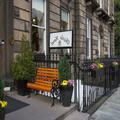 Exterior of Edinburgh Thistle Hotel