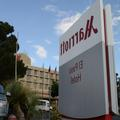 Exterior of El Paso Marriott