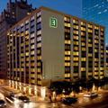 Exterior of Embassy Suites Fort Worth Downtown