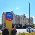 Exterior of Fairfield Inn