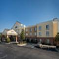 Exterior of Fairfield Inn Hartsville