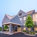 Exterior of Fairfield Inn Indianapolis Nw