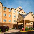 Exterior of Fairfield Inn Little Rock North