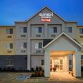 Exterior of Fairfield Inn Marriott
