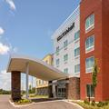 Exterior of Fairfield Inn N Stes Marriott