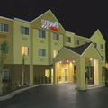 Exterior of Fairfield Inn Pensacola