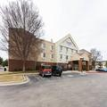 Exterior of Fairfield Inn Ponca City