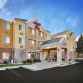 Exterior of Fairfield Inn Provo