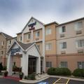 Exterior of Fairfield Inn South